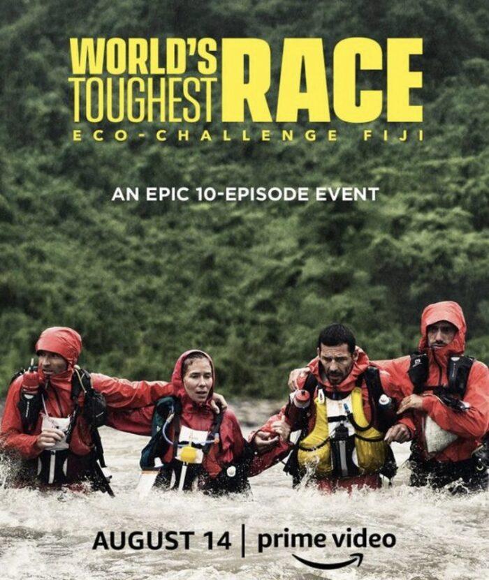 アマプラ「世界一過酷なレース:エコチャレンジ フィジー大会」感想評価「ベアグリルスとクレイジージャーニ好き必見」